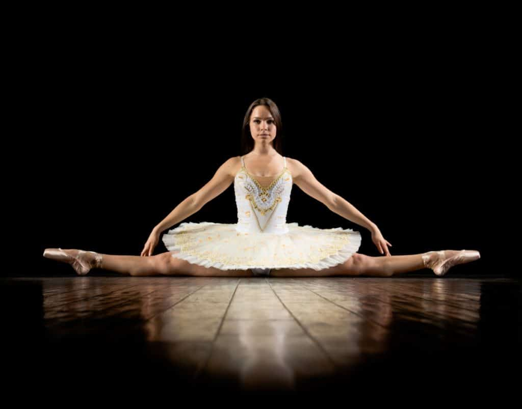 Taking up balletclasses as an expat is possible.