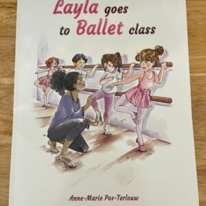 Layla goes to ballet class.